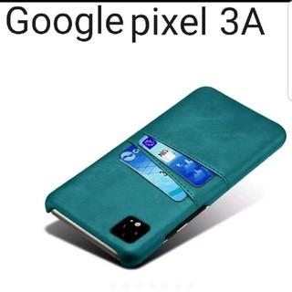 Google Pixel 3A ケース スマホケース カード収納(スマホケース)