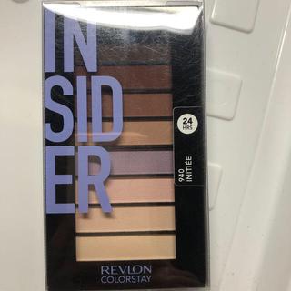 レブロン(REVLON)のレブロン カラーステイルックスブックパレット 940insider未使用新品(アイシャドウ)
