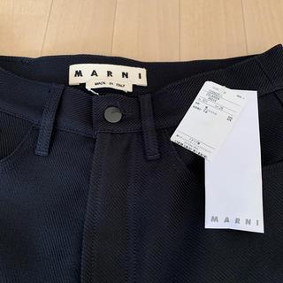 マルニ(Marni)の新品未使用 伊勢丹メンズ館 マルニ marni  ハーフショーツ 28サイズ(ショートパンツ)