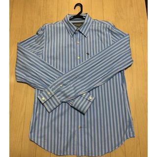 アバクロンビーアンドフィッチ(Abercrombie&Fitch)のAbercrombie&Fitch ストライプシャツ アバクロンビー&フィッチ(シャツ)