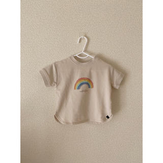 futafuta - テータテート レインボー Tシャツ