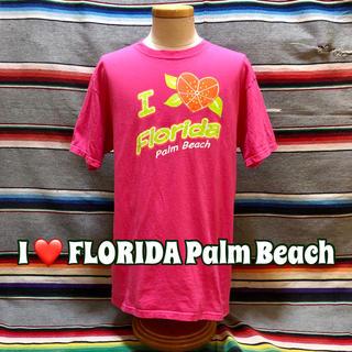 アンビル(Anvil)のI LOVE FLORIDA Tシャツ(Tシャツ/カットソー(半袖/袖なし))