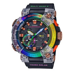 ジーショック(G-SHOCK)のGWF-A1000BRT-1AJR G-SHOCK フロッグマン レインボー(腕時計(アナログ))