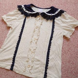 アクシーズファム(axes femme)のアクシーズファムkids セーラーTシャツ 140(Tシャツ/カットソー)