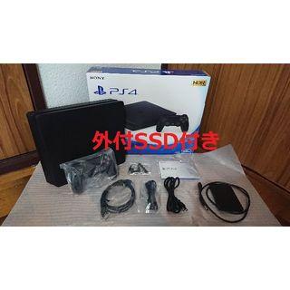 PlayStation4 - PS4 SSD付本体 CUH-2200AB01 500G