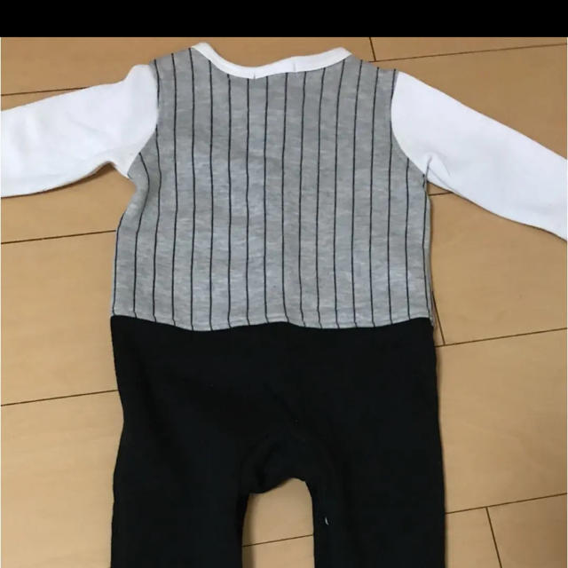 petit main(プティマイン)のフォーマルスーツ 80 キッズ/ベビー/マタニティのベビー服(~85cm)(セレモニードレス/スーツ)の商品写真