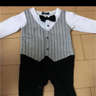 プティマイン(petit main)のフォーマルスーツ 80(セレモニードレス/スーツ)