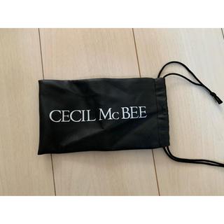 セシルマクビー(CECIL McBEE)の♡CECILサングラス入れ♡(小物入れ)