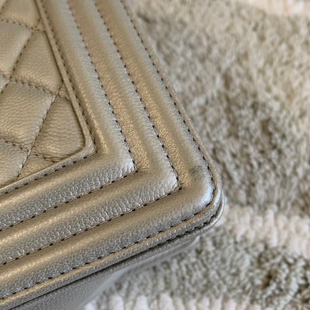 CHANEL(シャネル)の【Y様】専用★シャネル ボーイシャネル ショルダーバッグ★CHANEL レディースのバッグ(ショルダーバッグ)の商品写真