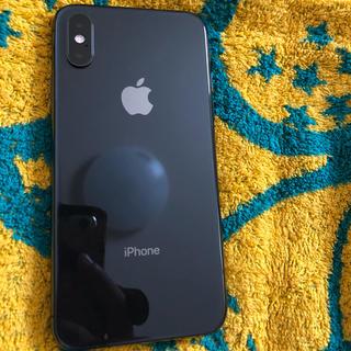 iPhone - iPhoneXS SIMフリー64GBブラック