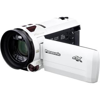 Panasonic - パナソニック 4K ビデオカメラ VZX990M 64GB あとから補正 ホワイ