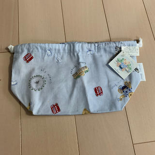 ウェッジウッド(WEDGWOOD)のWEDGWOOD/新品タグ付き/ランチ袋/巾着/(ポーチ)