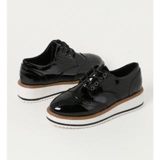 【☆新品未使用】Classical Elf オックスフォードシューズ 厚底靴(ローファー/革靴)