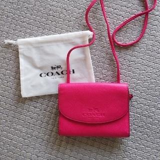 コーチ(COACH)のCOACH  ウオレット  ポシェット(財布)