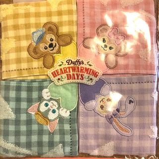 Disney - ディズニーシー ダッフィー ハンカチセット