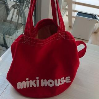 ミキハウス(mikihouse)のミキハウスバック(マザーズバッグ)