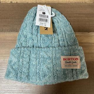 バートン(BURTON)の新品 バートン   ニット帽 (ニット帽/ビーニー)