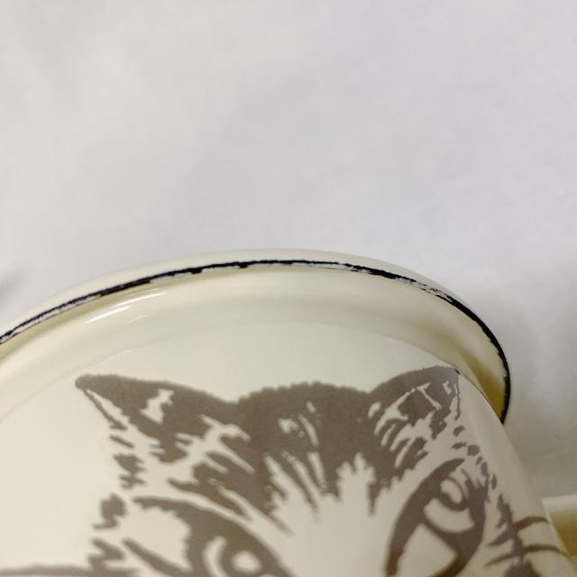 ダヤン ホーローマグカップ ティーポットセット インテリア/住まい/日用品のキッチン/食器(グラス/カップ)の商品写真