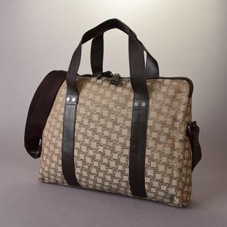 ダンヒル(Dunhill)の極美品 DUNHILLダンヒル ビジネスバッグ 2WAY ディーエイト ブラウン(ビジネスバッグ)