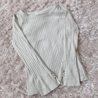 ZARA - 今週限定 gray tops