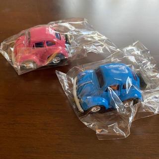 フォルクスワーゲン(Volkswagen)の新品★フォルクスワーゲン ミニカー2個セット(ミニカー)