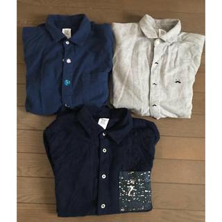 グラニフ(Design Tshirts Store graniph)のグラニフ シャツ パンツ 4点セット(シャツ)