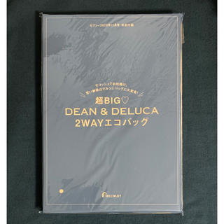 DEAN & DELUCA - ゼクシィ 11月号 付録  DEAN&DELUCA エコバッグ