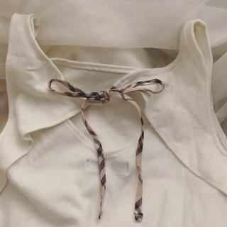 Burberry ribbon tops🎀