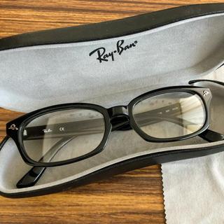 レイバン(Ray-Ban)のレイバン【Ray-Ban】度なしレンズ 伊達眼鏡(サングラス/メガネ)