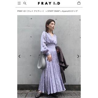 FRAY I.D - FRAY I.D 新作ワンピース