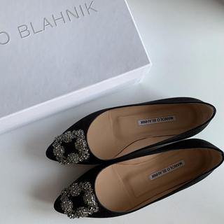 MANOLO BLAHNIK - 価格158,400円 Manolo Blahnik マノロブラニク 36 。