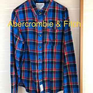 アバクロンビーアンドフィッチ(Abercrombie&Fitch)のAbercrombie & Fitch  メンズネルシャツ(シャツ)