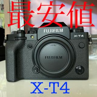 富士フイルム - FUJIFILM X-T4