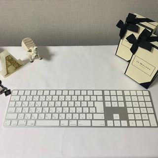 マック(Mac (Apple))のApple Magic Keyboard 2 テンキー付き (PC周辺機器)