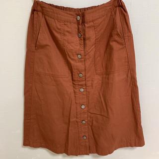 エヘカソポ(ehka sopo)の膝丈スカート(ひざ丈スカート)