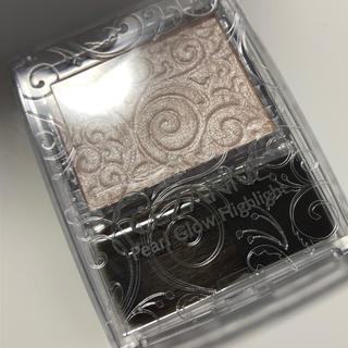 セザンヌケショウヒン(CEZANNE(セザンヌ化粧品))のセザンヌ パールグロウハイライト 01 シャンパンベージュ 2.4g(その他)