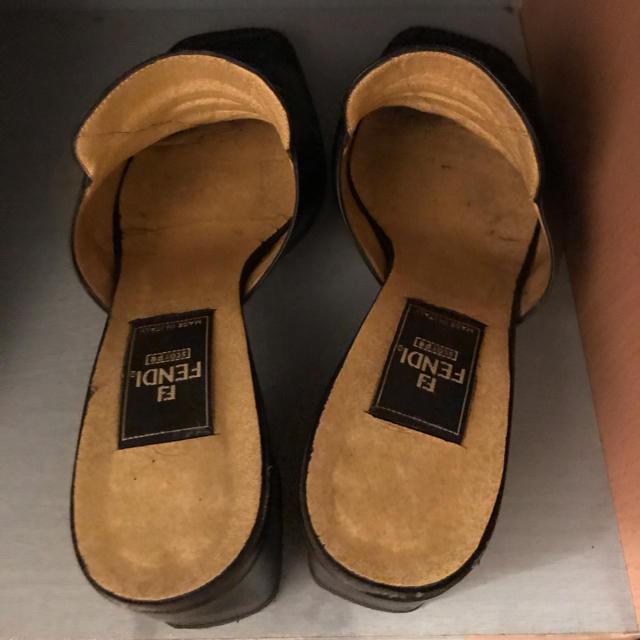 FENDI(フェンディ)のFENDI レディースの靴/シューズ(サンダル)の商品写真