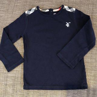 BURBERRY - Burberry ロンT 長袖Tシャツ 2Y  92cm
