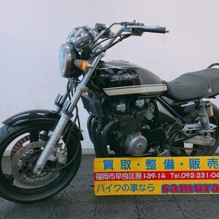 カワサキ(カワサキ)のKawasaki ゼファー400X 改 綺麗 タイガーカラー かなりオススメ福岡(車体)