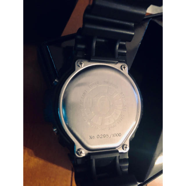 A BATHING APE(アベイシングエイプ)のA BATHING APE ✖️G-SHOCK BAPE G 時計 メンズのファッション小物(その他)の商品写真