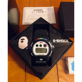 A BATHING APE - A BATHING APE ✖️G-SHOCK BAPE G 時計
