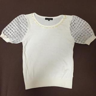ミッシュマッシュ(MISCH MASCH)のMISCHMASCH♡トップス お値下げ(Tシャツ(半袖/袖なし))