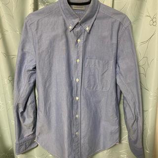 マーカウェア(MARKAWEAR)のMBさん着!マーカウェア MARKAWAREオックスフォードシャツサイズ1。(シャツ)