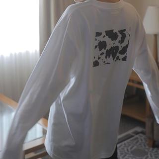 バブルス(Bubbles)のLOVELY LADIES longtshirts brown(Tシャツ(長袖/七分))
