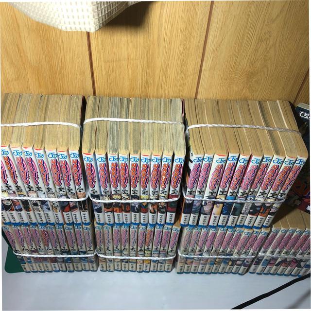 漫画NARUTO全巻セット☆1巻〜71巻 エンタメ/ホビーの漫画(全巻セット)の商品写真