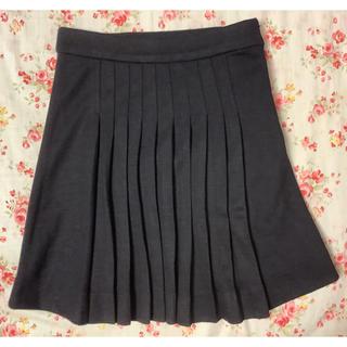 ジャカディ(Jacadi)のご専用  jacadi ウール混プリーツスカート ネイビー 8A128cm(スカート)