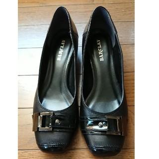 バークレー(BARCLAY)のバークレー レディース 靴 24 美品(ハイヒール/パンプス)