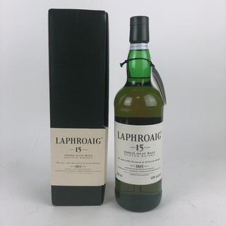 アイラ(ila)のLAPHROAIG 15年(ウイスキー)