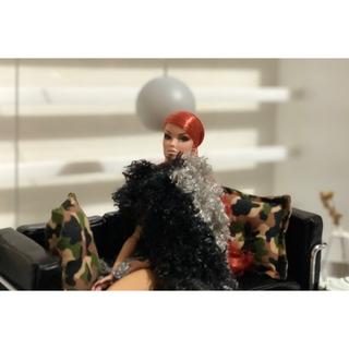 バービー(Barbie)のファッションロイヤリティ poppyparker  ポピーパーカー 裸体のみ(ぬいぐるみ/人形)