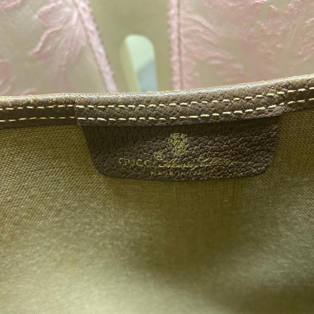 Gucci(グッチ)のオールドリッチGUCCIトートバック レディースのバッグ(トートバッグ)の商品写真
